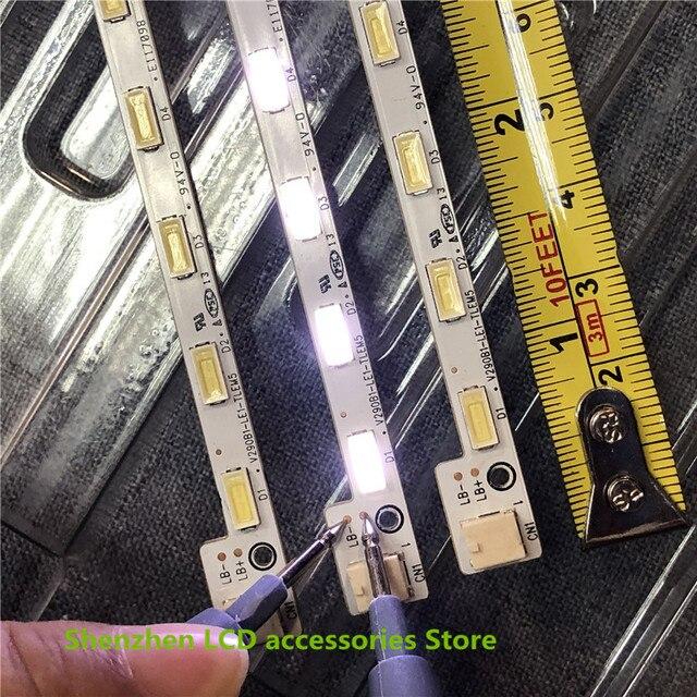 367mm 24LED LED aydınlatmalı şerit lamba için 24leds onun en se LED29K200 ışık çubuğu V290B1 LE1 TLEM5 ekran V290BJ1 LE1 100% yeni