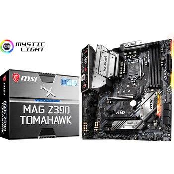 MSI Z390 TOMAHAWK +I7 9700K/8700/9700 motherboard + cpu set