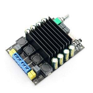 Image 2 - UNISIAN TDA7498 ses amplifikatörü kurulu HIFI dijital 2.0 kanallar D sınıfı amplifikatörler çıkış 2X100W Stereo güç AMP PC MP3