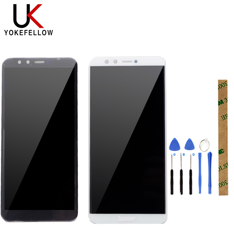 Image 2 - Tested LCD For Huawei Honor 9 lite LCD Display Touch Screen Digitizer LCD Display for Huawei Honor 9 Lite Replacement DisplayMobile Phone LCD Screens   -
