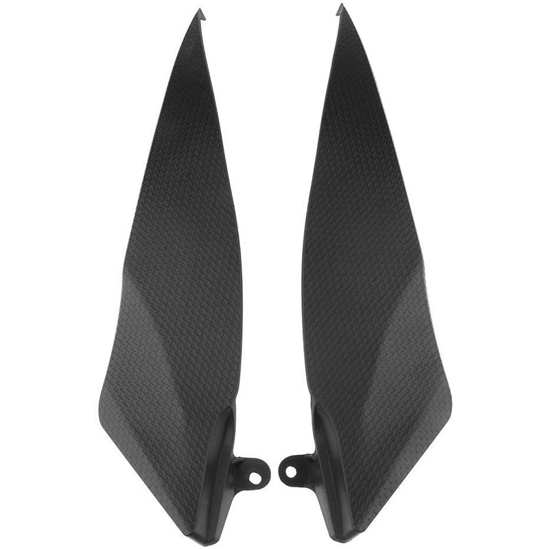 Motorcycle Black Gas Tank Side Cover Panel <font><b>FAIRING</b></font> Trim Cowl for <font><b>YAMAHA</b></font> YZF <font><b>R1</b></font> <font><b>2007</b></font> - 2008 07 08 YZF <font><b>R1</b></font> image