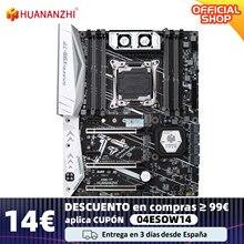 HUANANZHI – carte mère X99 TF, Intel XEON E5, toutes séries, mémoire DDR3 DDR4 RECC, NVME, usb 3.0, ATX