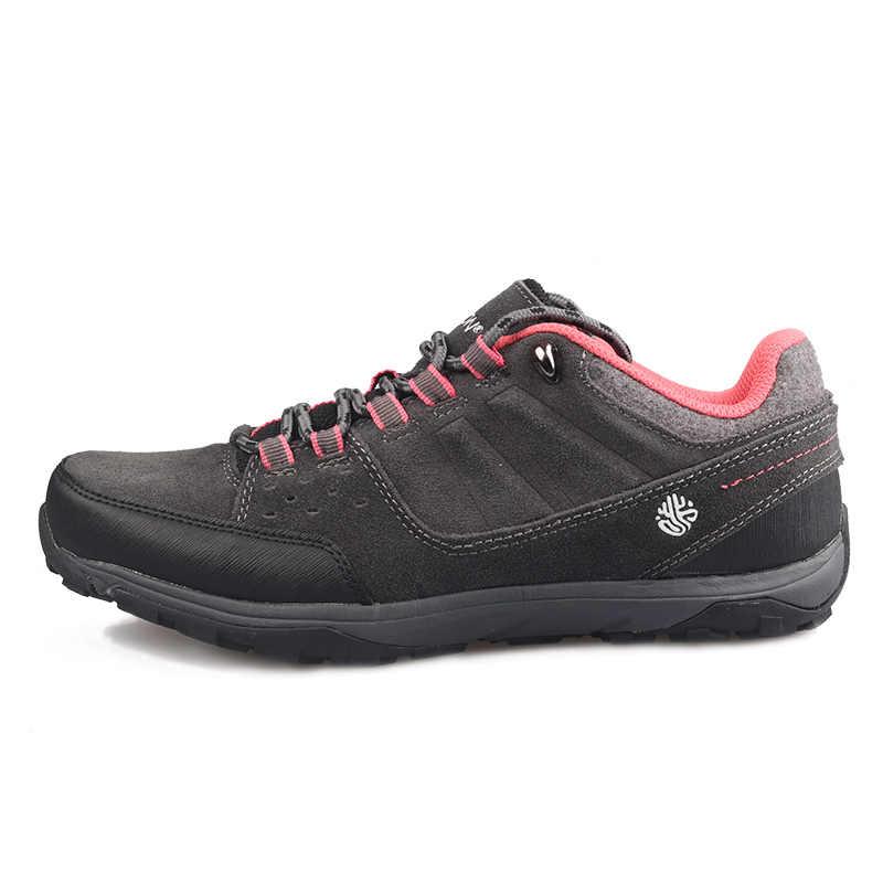 Grition Vrouwen Sneaker Outdoor Waterdichte Wandelschoenen Vrouwelijke Enkel Casual Schoenen Comfy Zomer Trekking Wandelen Loopschoenen 2020