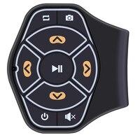 Smartphone Bluetooth moto volant accessoires bouton vélo média voiture télécommande X09|Télécommandes| |  -