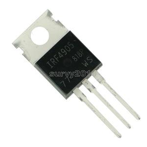 Image 3 - 10pcs IRF4905PBF TO220 IRF4905 כדי 220 IRF4905P כוח MOSFET חדש ומקורי
