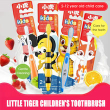 1pc cartoon toothbrush Soft Bristle Tooth Brush Anti-slip Handle Design Toddler Kid Dental Care 4 Styles Oral Care dropshipping(China)