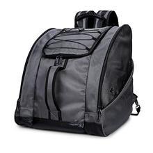 SoarOwl лыжные ботинки сумка и Сноуборд ботинки сумка отлично подходит для путешествий с водонепроницаемой внешней и нижней части для мужчин ж...