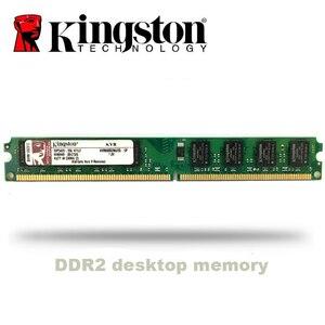 Image 1 - קינגסטון מחשב 1GB 2GB PC2 DDR2 667Mhz 800 Mhz 5300s 6400s שולחן העבודה זיכרון RAM 1g 2g 4g DIMM 667 800 Mhz