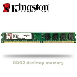 Kingston PC 1GB 2GB PC2 DDR2 667Mhz 800 Mhz 5300s 6400s pamięć stacjonarna RAM 1g 2g 4g moduł DIMM 667 800 Mhz