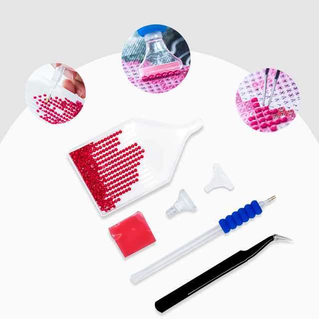 SDOYUNO pełne kwadratowe kryształki 5d obraz diamentowy DIY hobby ikony częściowy akcesoria kolorowe zwierzęta bezramowe Home Decor