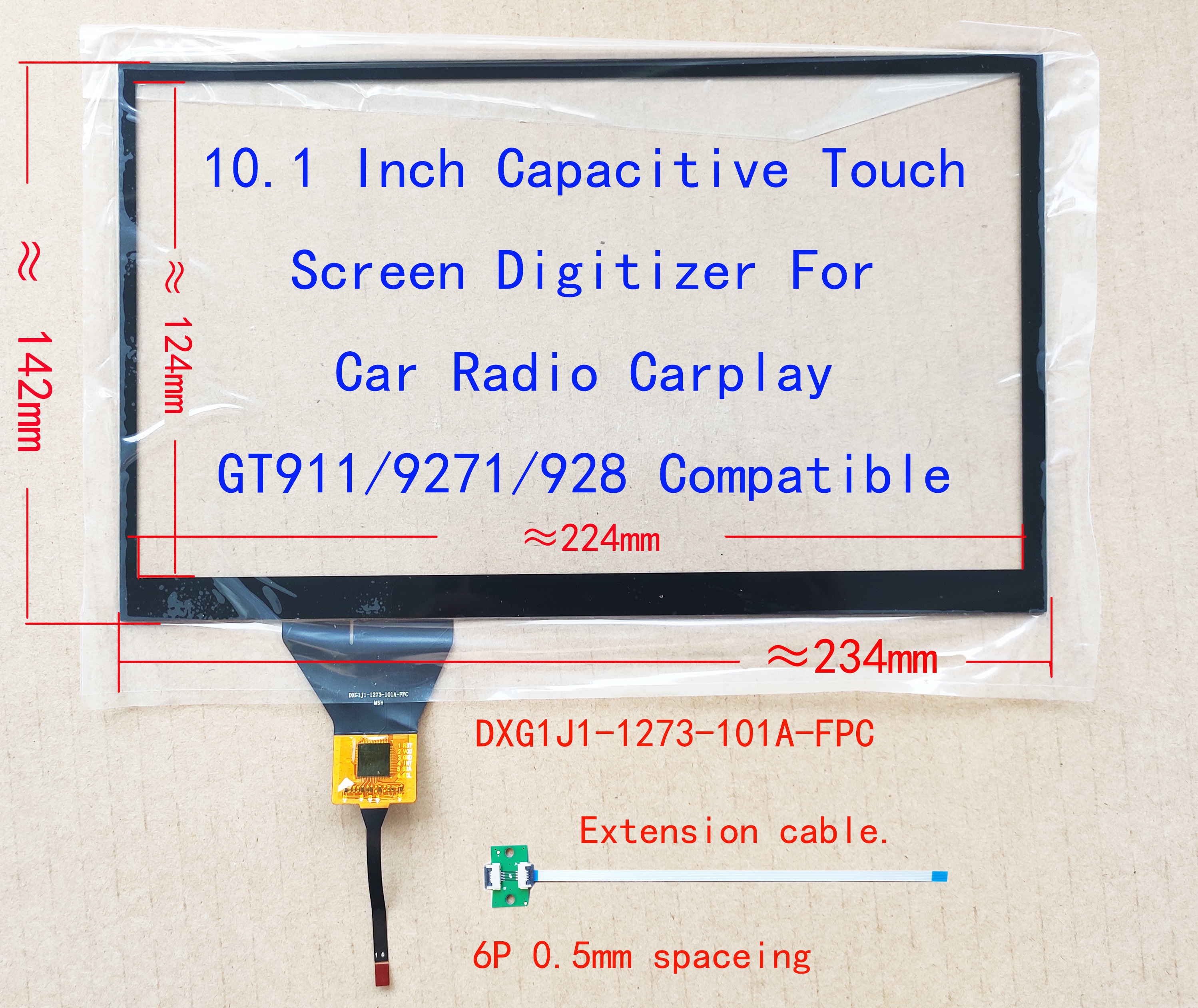 Ultimate SaleBoard-Sensor Digitizer Controller Touch-Panel Car-Radio 6pin Universal GT911 USB