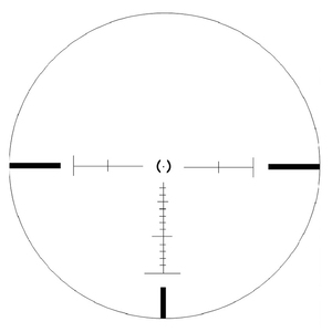 Image 5 - Visionking 1 8x26 Rifle Scope First Focal Plane Mil dot Precision Hunting Sight