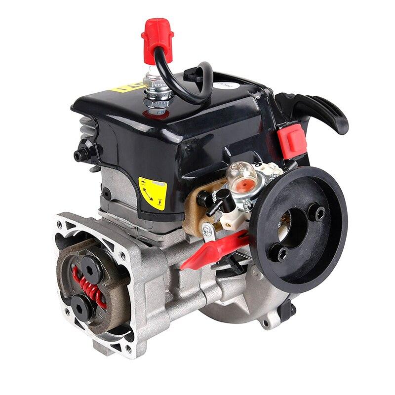 36CC a Doppio Pistone Anello di Quattro Punto Fisso Facile da Avviare Il Motore (con per Walbro 1107 Carburatore Ngk Spark spina) per Rovan Rofun Lt - 2