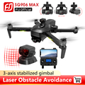 Drone SG906 MAX PRO/PRO2 Beast 3 GPS 3-Axis Gimbal 4K FPV 5G WIFI Dual Camera Professional 50X Zoom Brushless Quadcopter VS F11