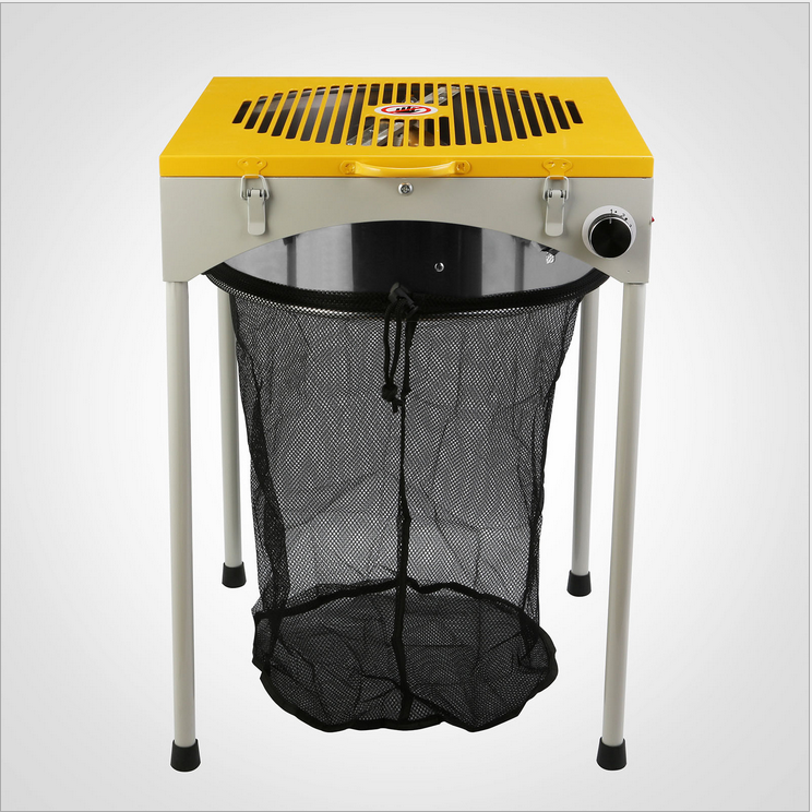 With 6 Extra Blades Leaf Trimmer Machine Bud Trimmer 18 Inch 3 Speed Leaf Trim Reaper Plant Trimming Gardening Outdoor