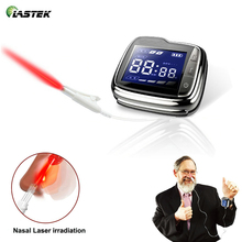 Low Level Laser Therapy Wrist Watch Physical Rehabilitation Physiotherapy Equipment for Diabetic Problem цена 2017