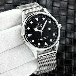 Top Luxus Marke GEWINNER Schwarz Uhr Männer frauen Casual Männlichen Uhren Business Sport Military Edelstahl Uhr 8784