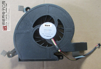 For Emacro For KIPO FDN6328EPA DC 5V 0.50A 4-Wire Server Laptop Cooling Fan