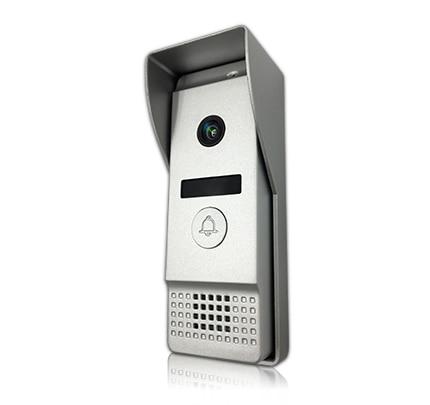 Dragonsview Wifi видео дверной звонок с монитором IP видео домофон система широкоугольный сенсорный экран запись обнаружения движения - 6