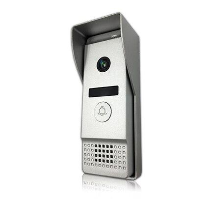 Dragonsview Wifi Video Türklingel mit Monitor IP Video Tür Sprechanlage System Weitwinkel Touchscreen Rekord Motion Erkennung - 6