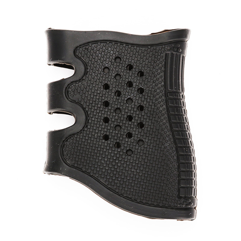 Tactical Glock Pistol Rubber Grip Sleeve Cover Anti Slip for Glock Pistol Handle