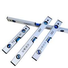 Règle horizontale à palier élevé magnétique de haute précision, niveau à bulle, résistant à la rouille, niveau à bulle