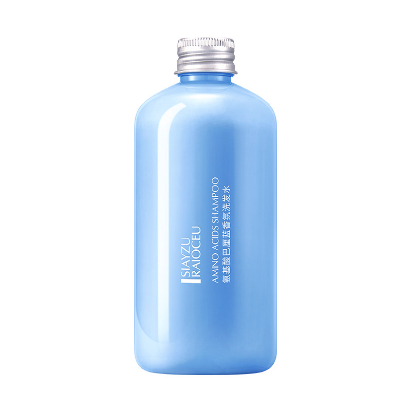 300 ml Paris amino acid shampoo no silicone Oily Female Male hair care hair loss shampoo