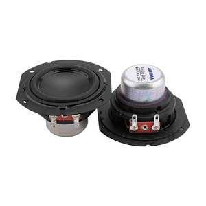 Image 3 - AIYIMA 2PC 2 Zoll Mini Vollständige Palette Lautsprecher Fahrer 4Ohm 20W Große Hub DIY Bluetooth Musik Lautsprecher Satellite sound Lautsprecher