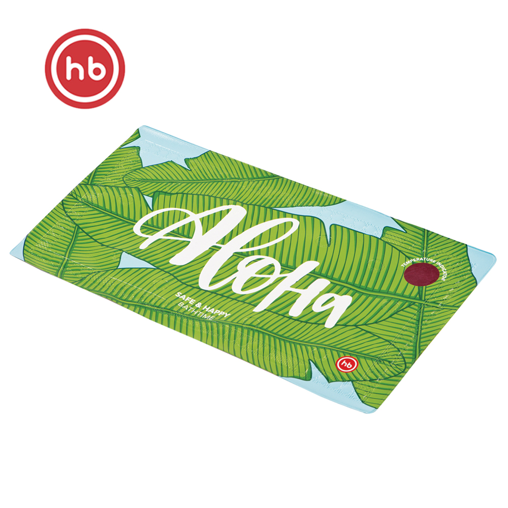 Bath Mats Happy Baby 34010 bath Mat rug in the bathroom anti-slip green