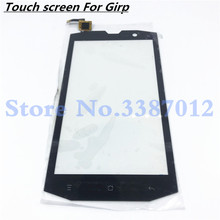Replacement High Quality For Vertex Impress Grip Touch Screen Digitizer Sensor Outer Glass Lens Panel