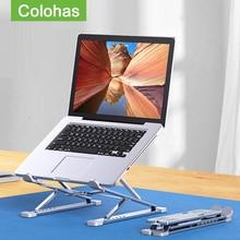 Notebook-Holder Base Tablet-Stand Computer Xiaomi Aluminum Folding Macbook for Laptop