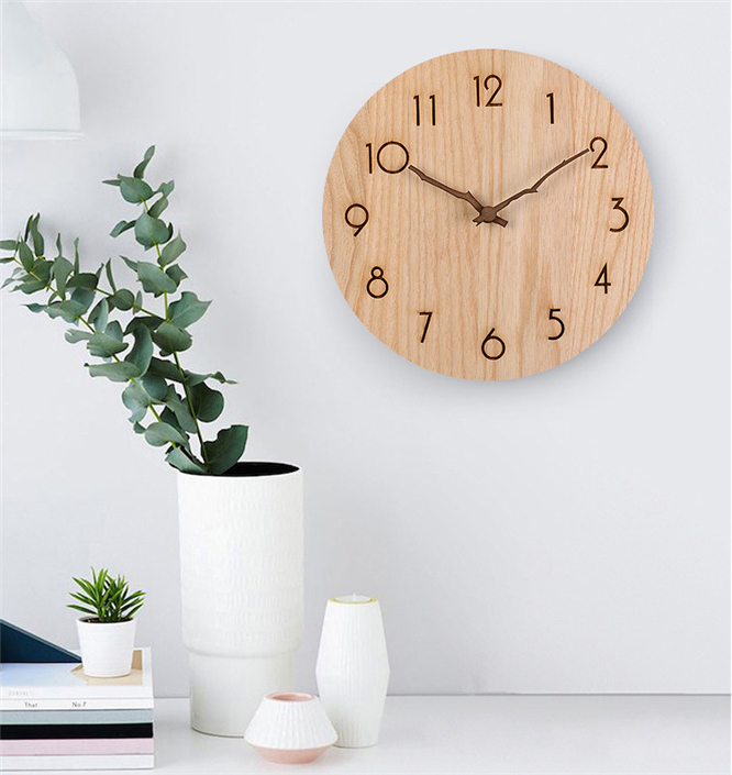 1-set-Wooden-pointers-DIY-creative-wall-clock-hands-10-12-inch-clock-Walnut-wood-needle (2)
