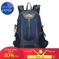 Outdoor Peak Waterproof Exercise Fitness Pack Outdoor Sport Hiking Backpack Mountaineering Bag Camping