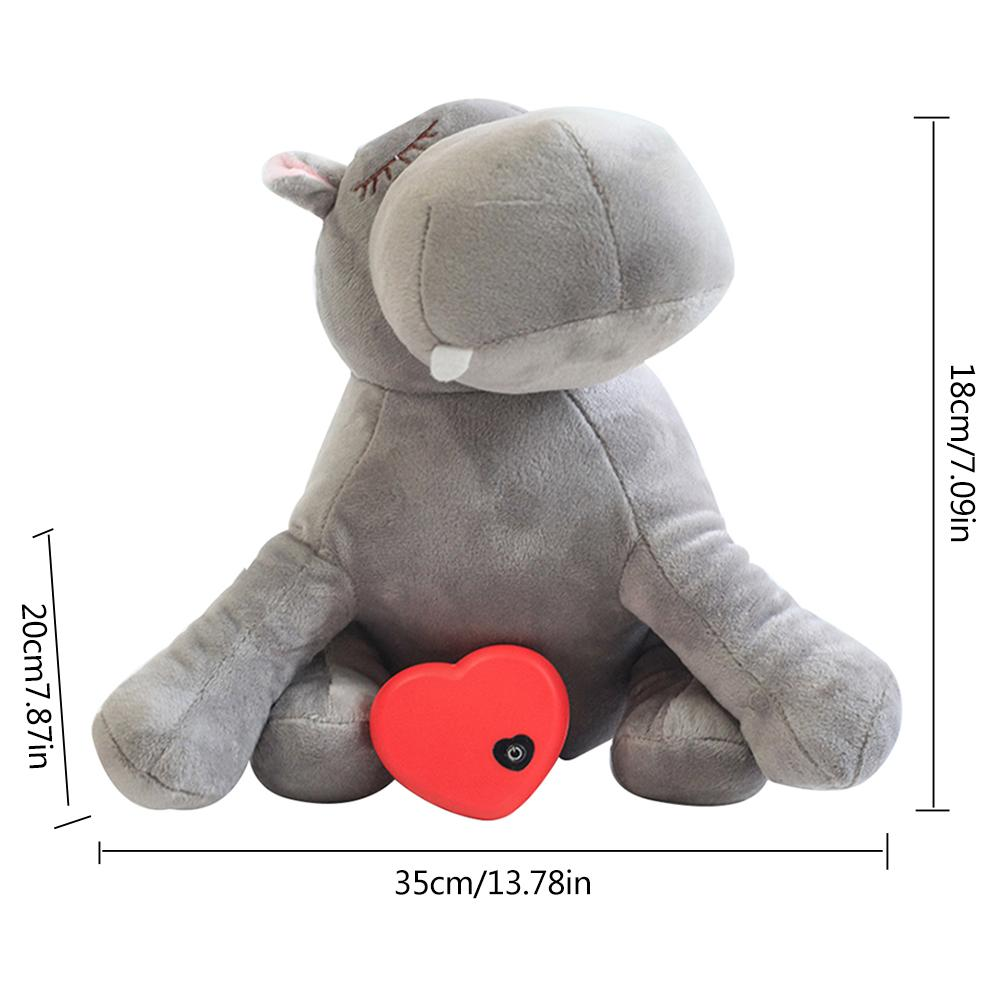 puppy heartbeat toy