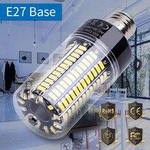 E27 светодиодные лампы 20W светодиодная лампа E14 свеча светодиодные лампы кукурузы 220В лампада 3,5 Вт 5Вт 7Вт 9Вт 12Вт 15Вт В22 лампы свет 110 в Bombillas