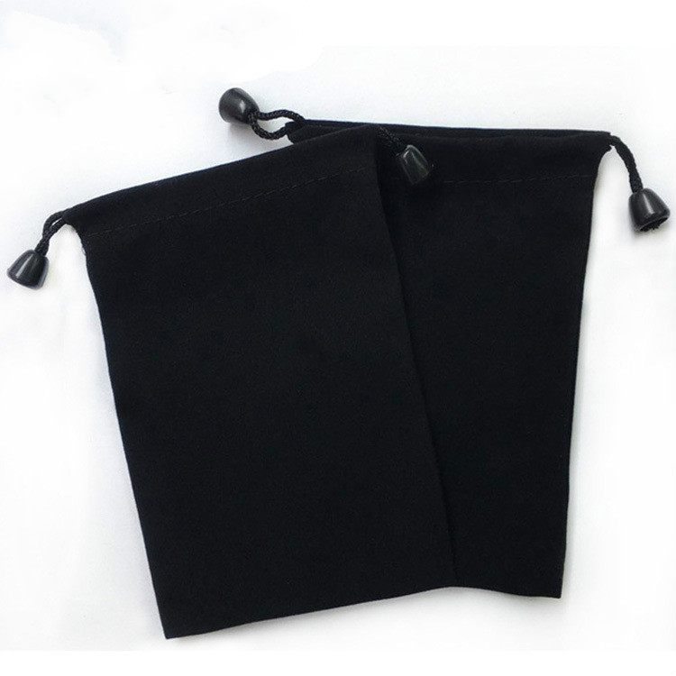 1Pcs 9x13 Velvet Bag Drawstrings Pouches Small size Jewelry Gift Display Packing Bags Jewelry Packaging Dice Tarot Storage Bag