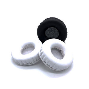 Image 3 - Stanton DJ Pro 2000 헤드셋 교체 용 귀마개 커버 컵 슬리브 베개 수리 부품 용 이어 패드 벨벳