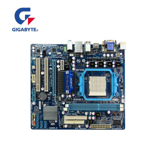 For GIGABYTE GA-880GM-D2H rev.1.x Computer 880GM-D2H Motherboard AM3 DDR3 For AMD 880 Desktop Mainboard Used