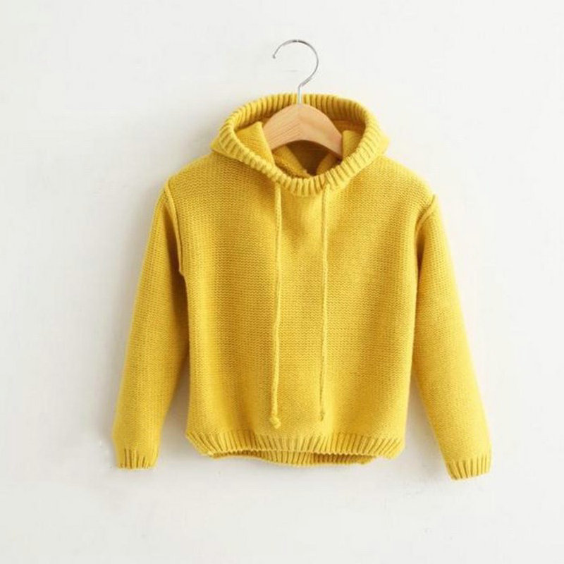 Baby pullover Warm Hooded Kids Boys Girls Sweater Pullover Winter Sweaters  Clothes Child Toddler Boy Girl Jumper Knit Clothing|Sweaters| - AliExpress