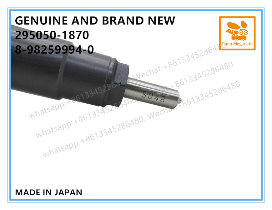 Image 5 - GENUINE AND BRAND NEW DIESEL COMMON RAIL FUEL INJECTOR 295050 1870, 8982599940 FOR ISUZU NLR NMR 4JH1 ENGINEFuel Inject. Controls & Parts   -