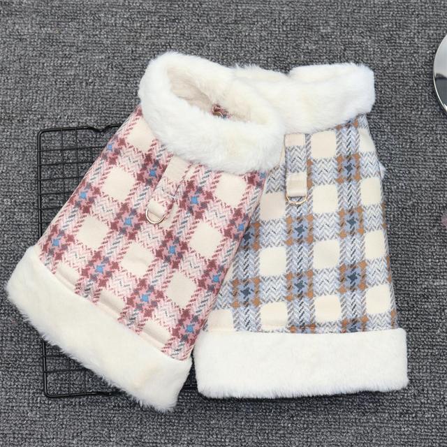 Hond Kleding Roze Blauw Kleuren Xs xxl Size Super Warm Puppy Kleine Hond Kat Kleding voor Herfst en Winter twee Voeten Kleine Hond Kleding