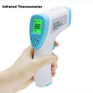 Digital-Thermometer Infrared Non-Contact Forehead with Lcd-Backlight Baby Adult