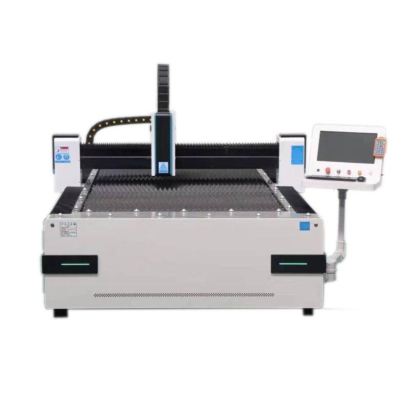 Cheap Price Fiber Laser Cutter Machine For Metal Cutting/ Fiber Laser Machine For Steel , Aluminum 1530