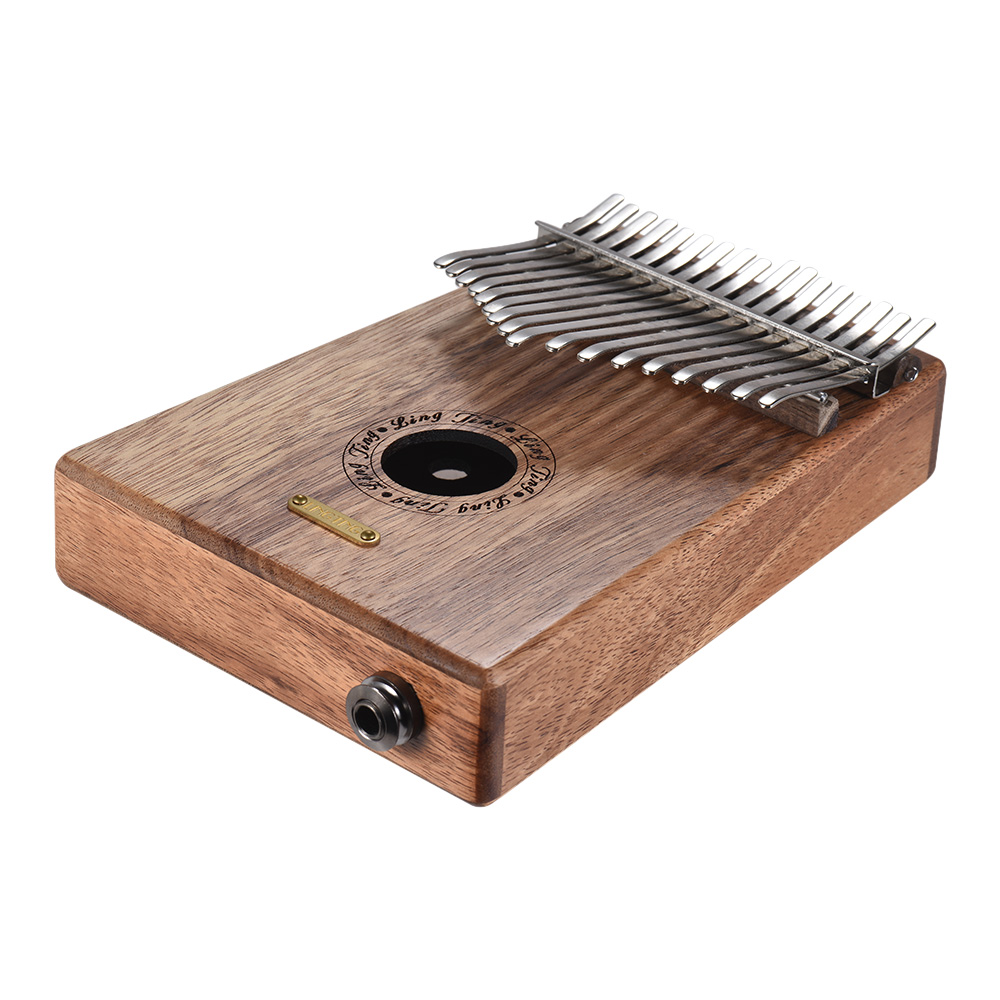 Kalimba LingTing - 17 Notes en C (do)