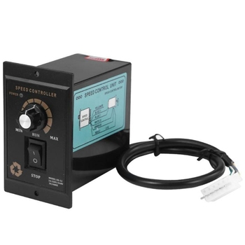 ac220v 50hz motor speed controller 100 x 60 x 110 mm adjustable for power tools 400W Ac220V Motor Speed Pinpoint Regulator Controller 50/60 Hz