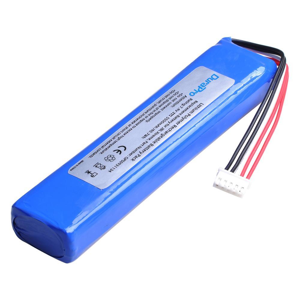 7,4 V 5500mAh GSP0931134 аккумуляторная батарея для JBL XTREME Xtreme Замена + Бесплатные инструменты