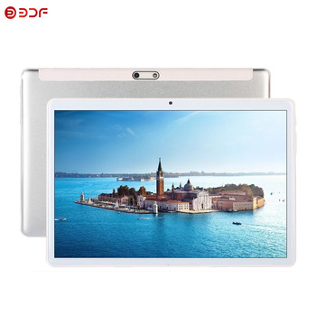 BDF 10 Inch Tablet Android 4.4 Quad Core 1GB/16GB 1280*800 IPS 5MP Rear 2G Phone Call 10.1 Tablets Pc Google market For Children