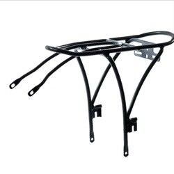20 Cal ze stopu Aluminium ze stopu Aluminium tylny stojak składany rower konik rower ultralekki bagażnik bagażnik tylny konna dostaw na