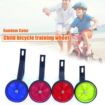 Nowy 1 para rower dla dzieci koła treningowe stabilizatory rowerowe akcesoria rowerowe wyposażenie do jazdy tanie i dobre opinie CN (pochodzenie) Auxiliary wheel