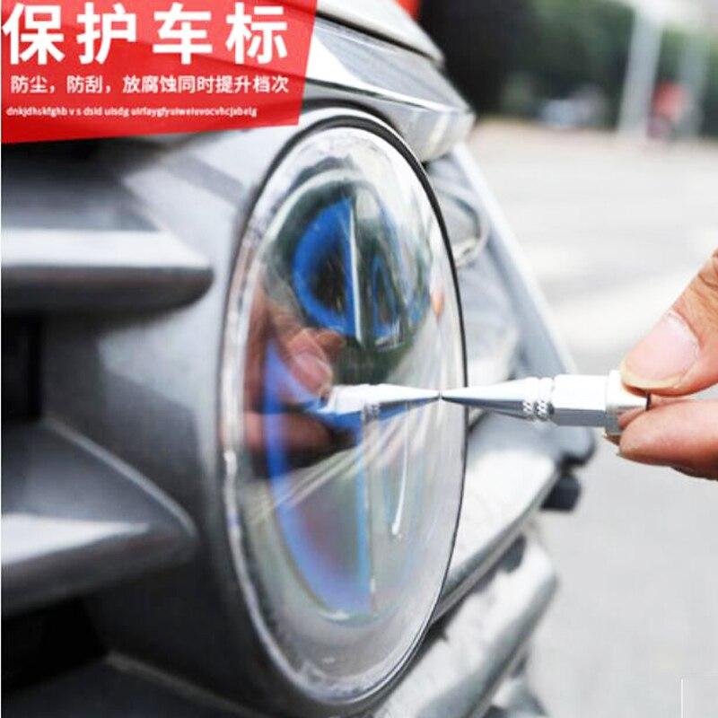 497.42руб. 30% СКИДКА|Противоугонный передний бейдж с эмблемой Grill Наклейка защитная крышка для Toyota Highlander RAV4 EZ Camry Стайлинг внешний аксессуар|Наклейки на автомобиль| |  - AliExpress